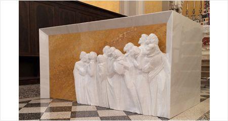 78966a6f36f1c7 Liturgical furnishing, Painting, Sacred art, Sculpture, Statuary. Pad.
