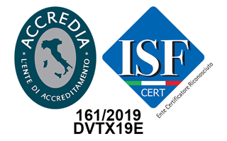 DEVOTIO is certified ISF CERT